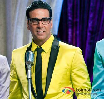 Akshay Kumar In Housefull 2