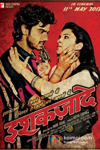 Arjun Kapoor, Parineeti Chopra Movie Poster