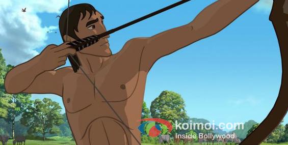 Arjun: The Warrior Prince Review (Arjun: The Warrior Prince Movie Stills)
