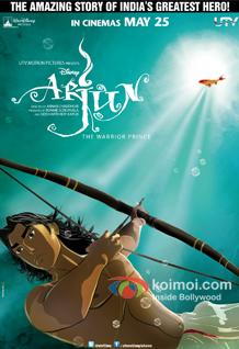 Arjun The Warrior Prince Movie Poster