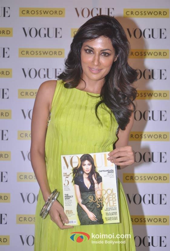 Chitrangada Singh On Vogue Cover