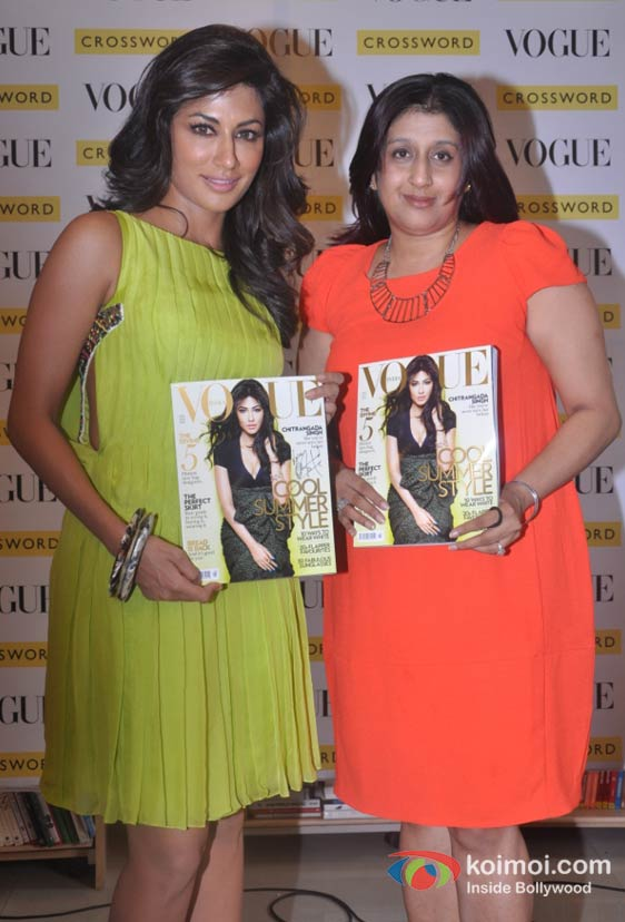 Chitrangada Singh, Priya Tanna On Vogue Cover
