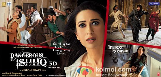 Dangerous Ishhq Movie Poster