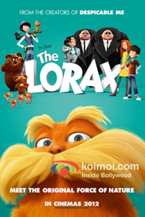 Dr. Seuss' The Lorax Movie Review