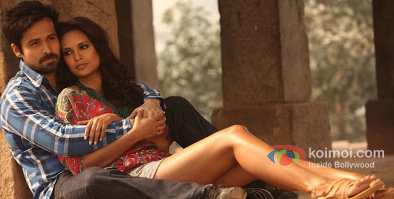 Emraan Hashmi, Esha Gupta (Jannat 2 Movie Stills)