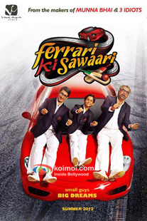 Ferrari Ki Sawaari Music Review
