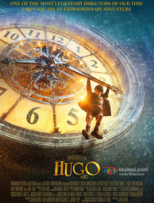 Hugo Review (Hugo Movie Poster)