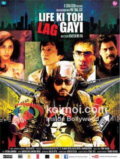 Life Ki Toh Lag Gayi Movie Poster