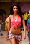 Mallika Sherawat looks sexy in a short skirt in Kismet (Kismat) Love Paisa Dilli Movie Stills