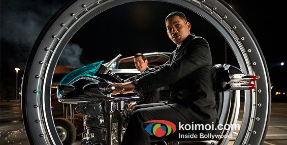 Men In Black 3 Movie Stills