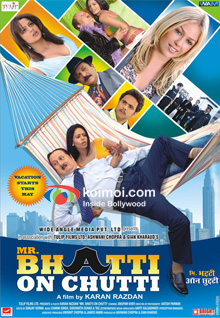Mr. Bhatti On Chutti Movie Poster