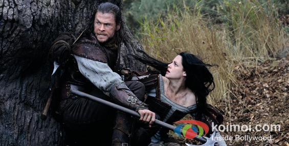 Snow White And The Huntsman Movie Stills