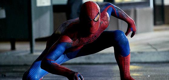The Amazing Spider Man Movie Stills