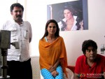Veena Malik and Aanandbalraj in Daal Mein Kuch Kaala Hai! Movie Working On Location Stills