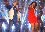 Vivek Oberoi and Mallika Sherawat dancing to the tunes of a foot tapping number in Kismet (Kismat) Love Paisa Dilli Movie Stills