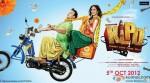 Vivek Oberoi and Mallika Sherawat in Kismet (Kismat) Love Paisa Dilli Movie Poster Wallpaper