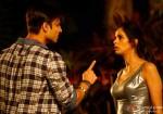 Vivek Oberoi and Mallika Sherawat in a scene from Kismet (Kismat) Love Paisa Dilli Movie Stills