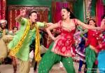 Vivek Oberoi and Mallika Sherawat shaking a leg together in Kismet (Kismat) Love Paisa Dilli Movie Stills