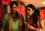 Vivek Oberoi and Mallika Sherawat shooting for Kismet (Kismat) Love Paisa Dilli Movie Stills