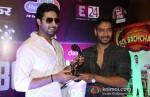 Abhishek Bachchan, Ajay Devgn Promote Bol Bachchan Movie