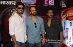 Abhishek Bachchan, Rohit Shetty, Ajay Devgn Promote Bol Bachchan Movie