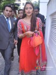 Ahana Deol At Esha Deol's Mehendi Ceremony