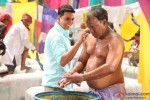 Akshay Kumar having a lot of fun in OMG Oh My God! Movie Stills
