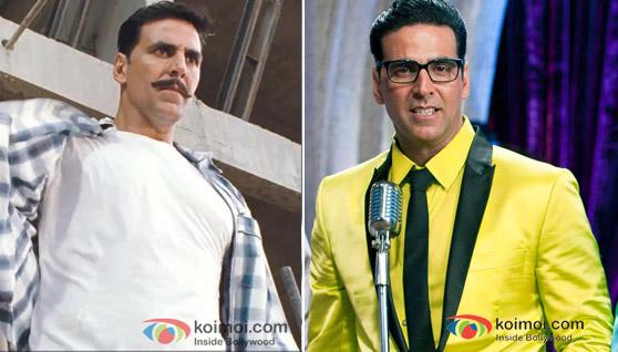 Akshay Kumar in Rowdy Rathore And Housefull 2