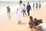 Akshay Kumar on the beach in OMG Oh My God! Movie Stills