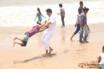 Akshay Kumar playing with the kids in OMG Oh My God! Movie Stills