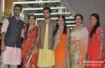 Bharat Takhtani, Hema Malini, Ahana Deol At Esha Deol's Mehendi Ceremony