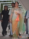 Hema Malini At Esha Deol's Mehendi Ceremony
