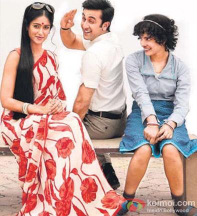Ranbir Kapoor is an absolute charmer in Barfi! Movie Stills