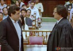 It's Paresh Rawal vs Mahesh Manjrekar in the courtroom in OMG Oh My God Movie Stills