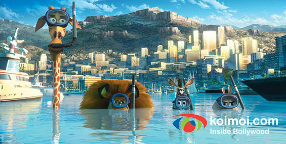 Madagascar 3: Europe's Most Wanted Review (Madagascar 3: Europe's Most Wanted Movie Stills)