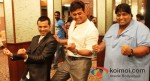 Manish Vatsalya, Ravi Kishen, Ganesh Acharya at Jeena Hai Toh Thok Daal Movie First Look Launch