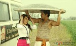 Minissha Lamba and Shreyas Talpade romantic scene in Joker Movie Stills