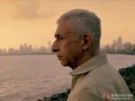 Naseeruddin Shah at beach in Maximum Movie Stills