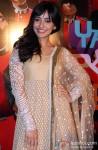 Neha Sharma at film Yamla Pagla Deewana 2 first look launch