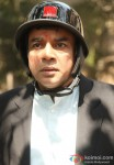 Paresh Rawal Wearing Riding Gear In OMG Oh My God! Movie Stills