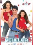 Raima Sen, Sharman Joshi and Riya Sen in 3 Bachelors Movie Poster