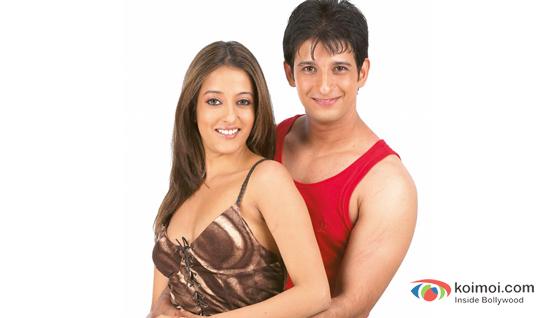 Raima Sen and Sharman Joshi in 3 Bachelors