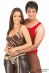 Raima Sen and Sharman Joshi in 3 Bachelors Movie Stills