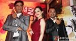 Ravi kishen, Hazel Crownie, Manish Vatsaltya at Jeena Hai Toh Thok Daal Movie First Look Launch