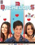 Riya Sen, Sharman Joshi and Raima Sen in 3 Bachelors Movie Poster