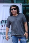 Sajid Khan at the song recording of Himmatwala