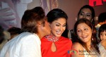 Shakti Kapoor, Veena Malik, Urvashi Bali At Daal Mein Kuch Kaala Hai! Movie Music Launch