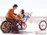 Sharman Joshi and Raima Sen in 3 Bachelors Movie Stills