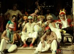 Shreyas Talpade, Sonakshi Sinha, Vindoo (Vindu) Dara Singh, Asrani, Akshay Kumar, Vrajesh Hirjee and Sanjay Mishra in Joker Movie Stills