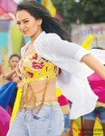 Sonakshi Sinha looks super hot while dancing to the tunes of Go Govinda Song in OMG Oh My God! Movie Stills